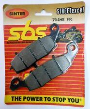 SBS FRONT RIGHT BRAKE PADS Z750 Z750S ZR-7S DL1000 V-STROM DL600 GS500 GSX600