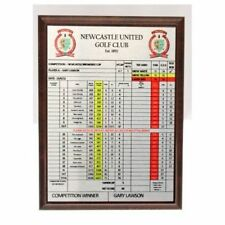 Golf Scorecards Golf Memorabilia