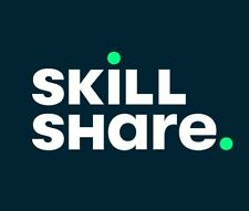 Skillshare Subscribtion one year