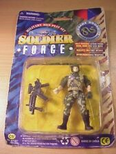CHAP MEI - SOLDIER FORCE 1 - MOC/Vintage - Action Figure - Snake Squad