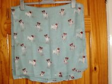 "Beautiful  ""Jack Russell "" Wrap NWT."