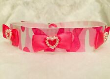 Decorative Dog Collar With D Rings
