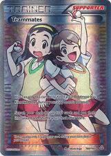 Pokemon Primal Clash Teammates - 160/160 - Full Art Card