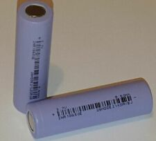 Li-Ion Akku 18650 3,7 Volt 2600mAh 9,62Wh Lithium Ionen Hochleistungs Akku 18650