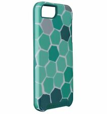 Trina Turk Dual Layer Protective Case Cover for iPhone SE 5S 5 - Green Turtle