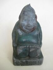 G9 Vintage Cast Iron Billiken Good Luck Bank