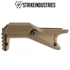 Strike Industries Cobra Tactical Angled Grip fit Picatinny Rail -Flat Dark Earth