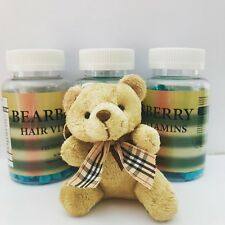Bearberry Hair Vitamins   3 Month Supply   Au Stock   Save $20   Free Shipping