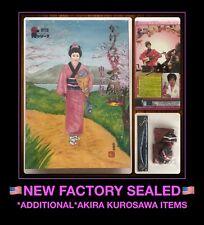 "USA ALFREX JIDAIGEKI Samurai GEISHA Female Yumi Kaoru 1:6 12"" GI joe Figure Doll"