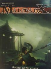 Malifaux Expansion: Storm of Shadows Wyrd Miniatures SC New RPG WYR6019
