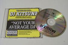 DJ Kitsune-not your average DJ PROMO mixtape CD 2004 (Mobb Deep terrore Squad)