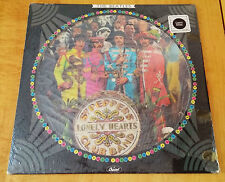 The Beatles Sgt.Pepper's Picture Disc 33rpm. SEAX11840