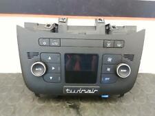 Fiat Punto 2012 MK3 Heater Controls / Switches 735501599