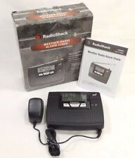 Radio Shack Weather Radio NOAA Weather Alarm Clock