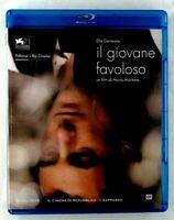 Il giovane favoloso DVD Blu-ray Elio Germano Storia di Leopardi Cinema Italiano