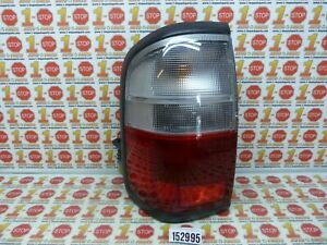 1997-2000 INFINITI QX4 DRIVER/LEFT SIDE REAR BRAKE TAIL LIGHT LAMP OEM