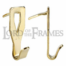 10 Hooks for Drywall Soft Plasterboard Walls - Hang Picture Frame Canvas 3kgs