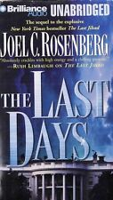 The Last Days by Joel C. Rosenberg 2003, Cassette, Unabridged