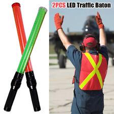 Signal Led Traffic Safety Wand Baton Road Control Warning Light Traffic Control