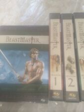 Beastmaster - The Complete Collection (DVD, 2008, 18-Disc Set)