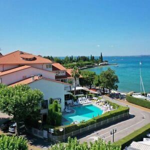 4 Tage Urlaub Hotel Nettuno 4* inkl. HP Gardasee Bardolino Erholung Reise