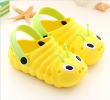 Niño Niña Sin Cordones Sandalias Playa Verano Planos Casual Zapatos de GEL