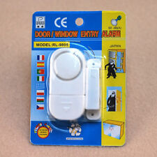Wireless Home Security Door Window Entry Burglar Security Alarm System Magnetic