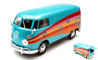 Model Car Scale 1:24 VW Type 2 T1 T2 Delivery Van diecast vehicles
