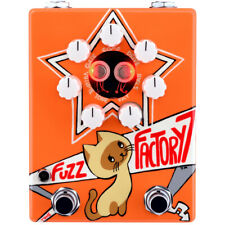ZVEX Russian Fuzz Factory 7 Hand Painted Pedal