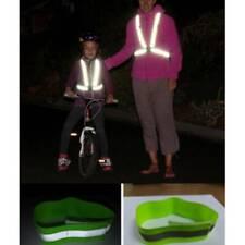 Reflective Belt Vest Strap Band Safety Night Running Cycling Safety Sl
