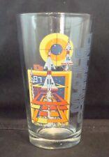 "Vintage  ATARI Game ""MISSLE COMMAND"" Tumbler Promo Glass! NICE!"