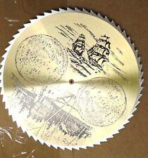 Hermle-Kienninger-Sligh Grandfather  clock dial moon disk 168mm  brass
