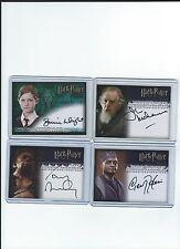Harry Potter Order of the Phoenix OOTP AUTO autograph Kingsley as Shacklebolt