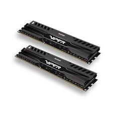 Patriot Viper 3 Series, Black Mamba, DDR3 8GB (2 x 4GB) 1600MHz Dual Channel