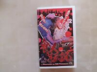 THE MOUNTAIN OF THE CANNIBAL GOD  japanese  movie VHS japan Ursula Andress