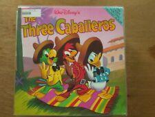 THE THREE CABALLEROS - WALT DISNEY CAV 2 DISC  Laserdisc