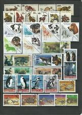 Animals - 33 stamps used