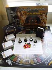 Trivial Pursuit STAR WARS Saga Edition: The Interactive DVD Trivia Board Game