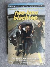 Two-Lane Blacktop (Limited Edition Tin Case)  RARE, OOP - NEW