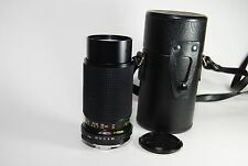Rokunar Auto 80-200mm F5.5 Macro Lens for Mamiya Bayonet Mount