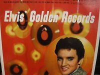 ELVIS GOLDEN RECORDS 50th Anniversary Label 33RPM 031116 TLJ