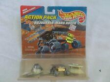 Mattel Hot Wheels Sojourner Mars Rover Unopened Package 1996