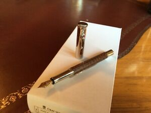 ***START USD 99*** FABER CASTELL Classic SNAKEWOOD fountain pen