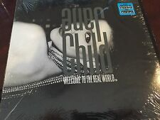 "JANE CHILD WELCOME TO THE REAL WORLD 12"" 1989 WB 21537 SHRINK"