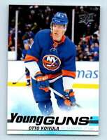 2019-20 Upper Deck Young Guns Otto Koivula RC ! #483