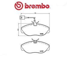 P23083 Kit pastiglie freno, Freno a disco (MARCA-BREMBO)