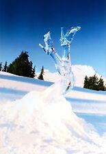 David LaChapelle Ltd. Ed. Photo Print 35x50 Chanel on Ice 1997 Leonardo DiCaprio