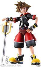 Kingdom Hearts 3D: Sora Play Arts Kai Action Figure Dream Dr UK (JAPAN IMPORT)