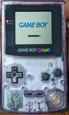 Nintendo GameBoy Color Atomic Purple Cgb-001 - Tested & Works Great!