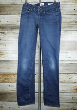 Madewell Jeans Size 26/32 Distressed Wash Denim #49